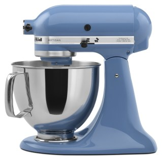 KitchenAid Stand Mixer in Cornflower Blue (PRNewsFoto/KitchenAid)